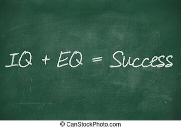 formule voor succes