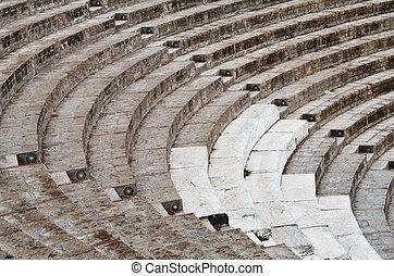 forntida, amfiteater