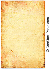forntida, papper, strukturerad