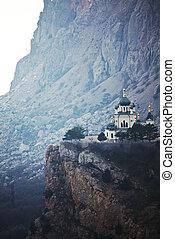 Foros church in Crimea