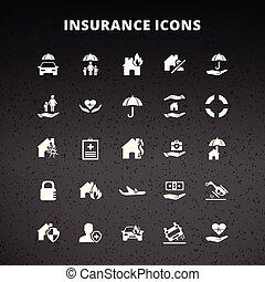 forsikring, iconerne