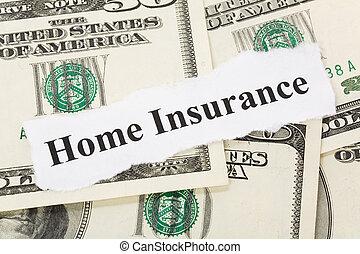 forsikring til hjem