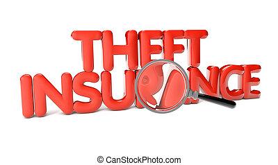 forsikring, tyveri