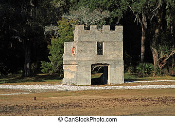 Fort Frederica Brunswick Georgia