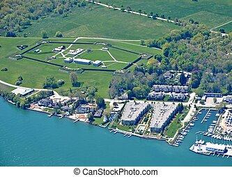 Fort George Niagara-on-the-Lake