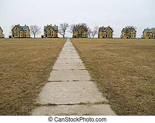 Fort Hancock Homes