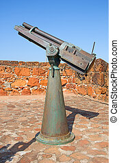 Fort in Maputo, Mozambique