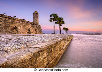 Fort in St. Augustine