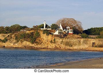 Old dutch fort in Trincomalee, Sri Lanka