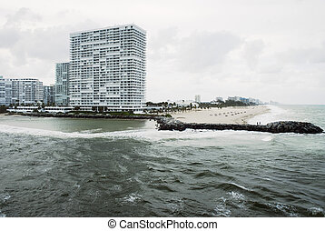 Fort Lauderdale Beach Ocean view