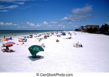 Fort Myers Beach - Beach fun