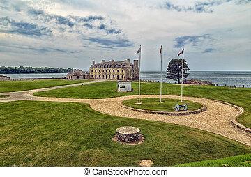 Fort Niagara in Detail