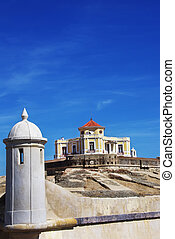 Fort of Graca. Elvas. Alentejo Region. Portugal