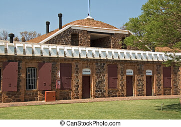 Fort Skanskop, Pretoria, South Africa