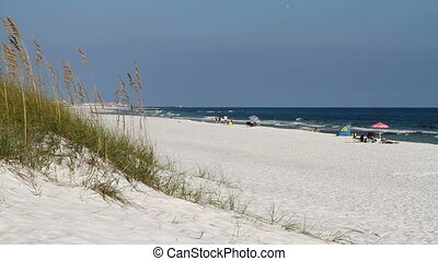 Fort Walton Beach Scene