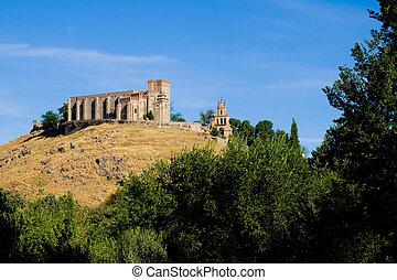 fortaleza, /, castillo, -, fortaleza, aracena, castillo, de