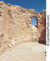 fortaleza, masada, israel