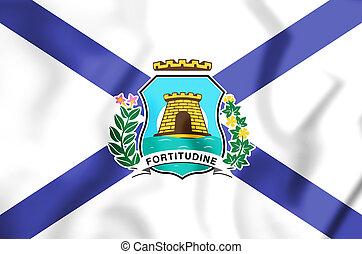 fortaleza., svg, bandeira, [???????????????], de