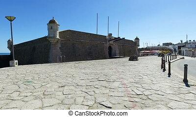 Forte da Bandeira in Lagos Portugal