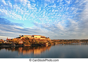 forteresse, petrovaradin, novi, triste