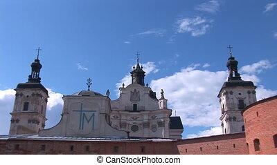 Fortified Carmelite monastery d