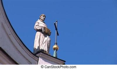 Fortified Carmelite monastery J