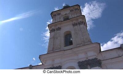 Fortified Carmelite monastery k