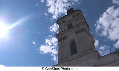 Fortified Carmelite monastery L