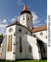 Fortified Church of Prejmer/Tartlau - Gothic Church of the...