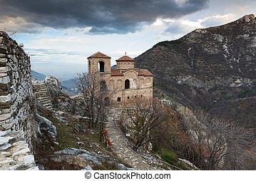 Fortress in Bulgaria