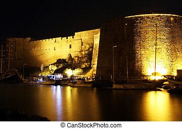 Fortress in Girne