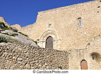 Fortress in Sicily
