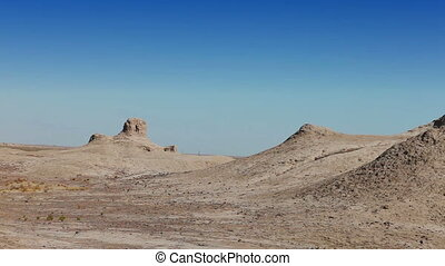 Fortress of Kyrk-kyz-kala is located in the territory of...