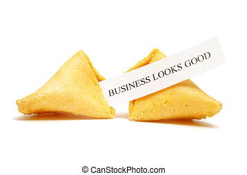 Fortune Cookie of Business