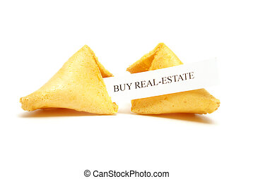 Fortune Cookie of Real Estate