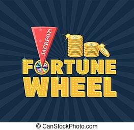 fortune wheel design