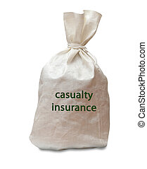 forulykket, forsikring