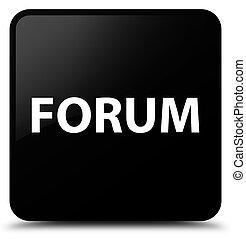Forum black square button