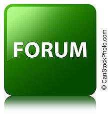 Forum green square button