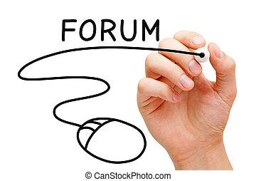 Forum Mouse Concept
