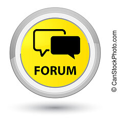 Forum prime yellow round button