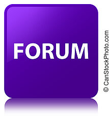 Forum purple square button