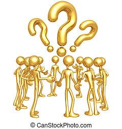 forum, pytania
