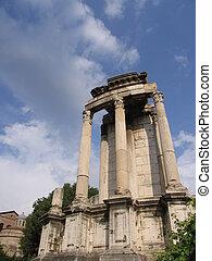 Forum Romanum ruins