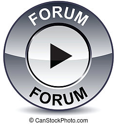 Forum round button.