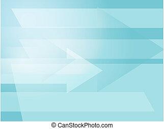 Forward arrows illustration
