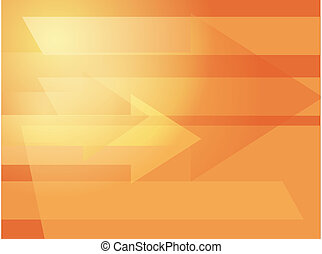 Forward arrows illustration - Forward moving arrows pointing...