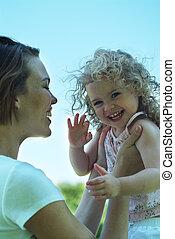 fostra och barnet