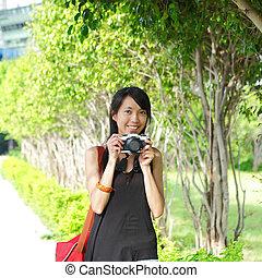 fotógrafo, aficionado