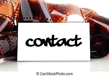 fotógrafo, contato, -
